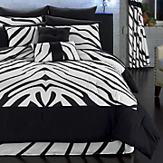 14 pc  urban jungle bedding set and window set