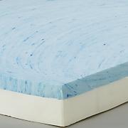 techsleep cooling 8  foam mattress topper
