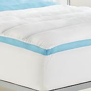 techsleep cooling elevated mattress topper
