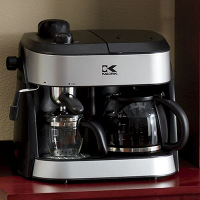 Kalorik Grind And Brew Coffee Maker : Kalorik Combi Espresso & Coffeemaker from Seventh Avenue DW746110