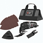 oscillating multi tool set by porter cable
