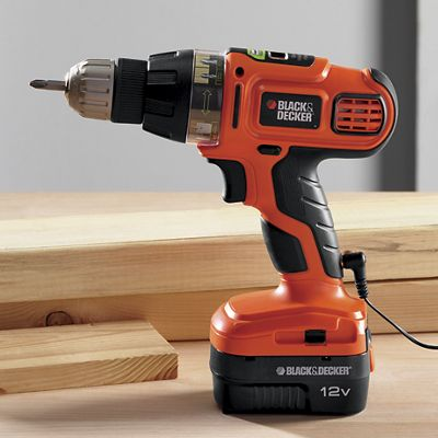 Smart Select Drill/Driver by Black+Decker