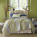 Touch of Provence Oversized Quilt