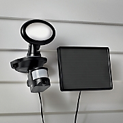 Motion-Activated Solar Security Camera
