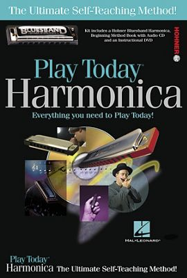 Play Today Harmonica