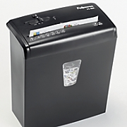 powershred 6 sheet crosscut paper shredder by fellowes
