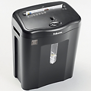 11-Sheet Cross Cut Paper Shredder by Fellowes