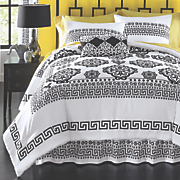 Ishtar Comforter Set, Accent Pillow and Panel Pair