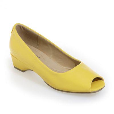 Lemont Peep-Toe Wedge