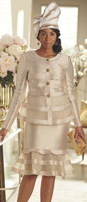 Luciana Skirt Suit