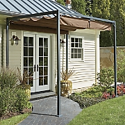 Retractable Awning Gazebo