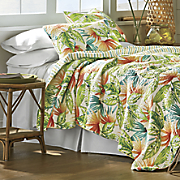 Palm Beach Oversized Quilt and Sham