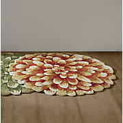 Mum Cut-Out Indoor/Outdoor Rug