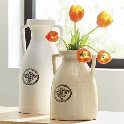 Trisha Yearwood's Honeybee Decorative Vases