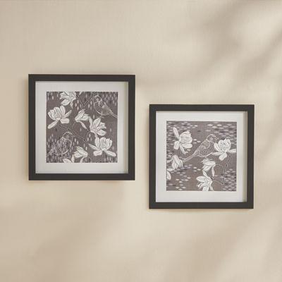 Set of 2 Bird Prints
