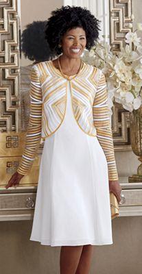 Marquita Jacket Dress
