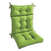 Outdoor Highback Chair Cushion
