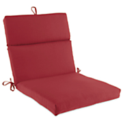 Outdoor High-Back Chair Cushion