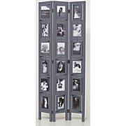 tall folding photo screen