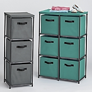 Fabric Storage Drawers