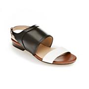 Colorblock Sandal by...