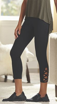Cutout Legging