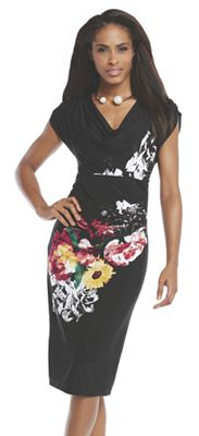 Gigi Floral Print Dress