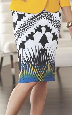 Arizona Graphic Skirt