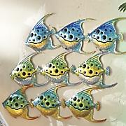 Tropical Fish Wall Décor