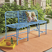 Convertible Outdoor Bench