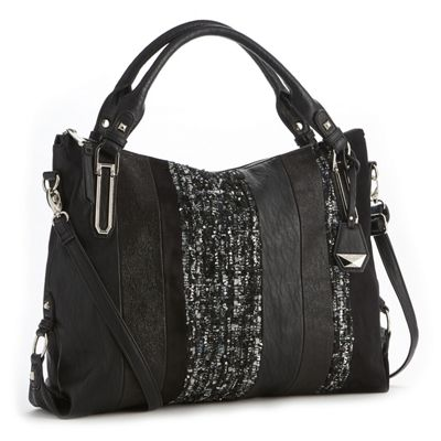 Ryanne Zip-Top Tote by Jessica Simpson
