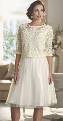 Soutache Social Top and Social Tulle Skirt