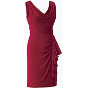 Tiered Knit Tank Dress