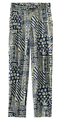 Tribal Printed Pant