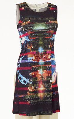 Cityscape Dress