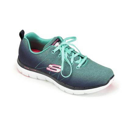 Women's Flex Appeal Bright Side Shoe by Skechers