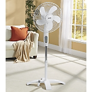"16"" Wave Oscillating Stand Fan"