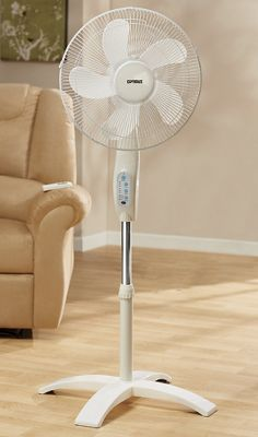 """16"""" Wave Oscillating Stand Fan"""