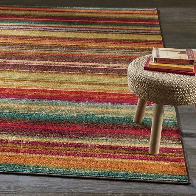 Boho Stripe Rug by Mohawk