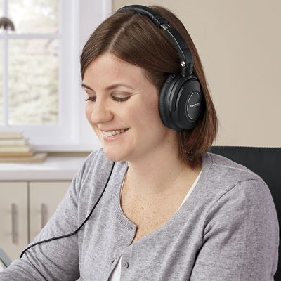 Noise Reduction Headphones by Plane Quiet <sup class='mark'>&reg;</sup>