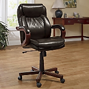 Bonded Leather Office Chair by Lane