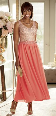 Antionette Gown