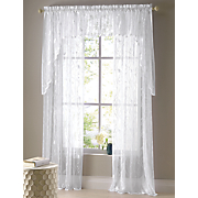 Songbird Lace Window Treatments