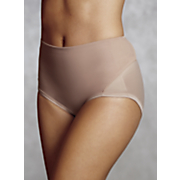 mesh controlled velcro cinch panty