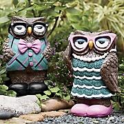 Solar Hipster Owls