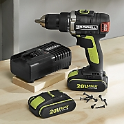 20-Volt Li-Ion Brushless Drill/Driver by Rockwell