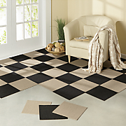 "12"" x 12"" Self-Stick Carpet Tiles"