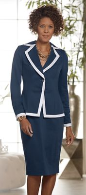 Kim Skirt Suit