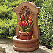 Tulip Fountain