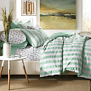 Cabana Stripe Duvet Set